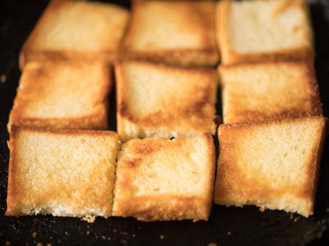 bread to make double ka meetha recipe