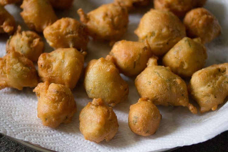 goli baje recipe, mangalore bonda recipe