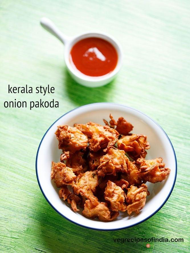 Kerala ulli vada recipe