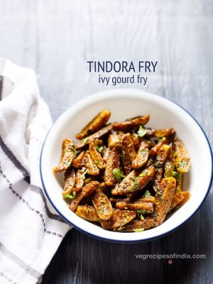 kovakkai fry recipe, how to make kovakkai fry | tindora fry | kovakkai recipes