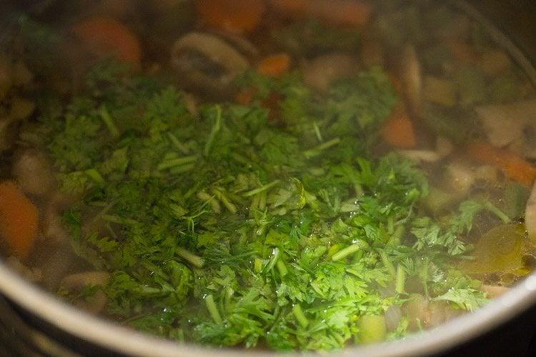 tom yum soup recipe