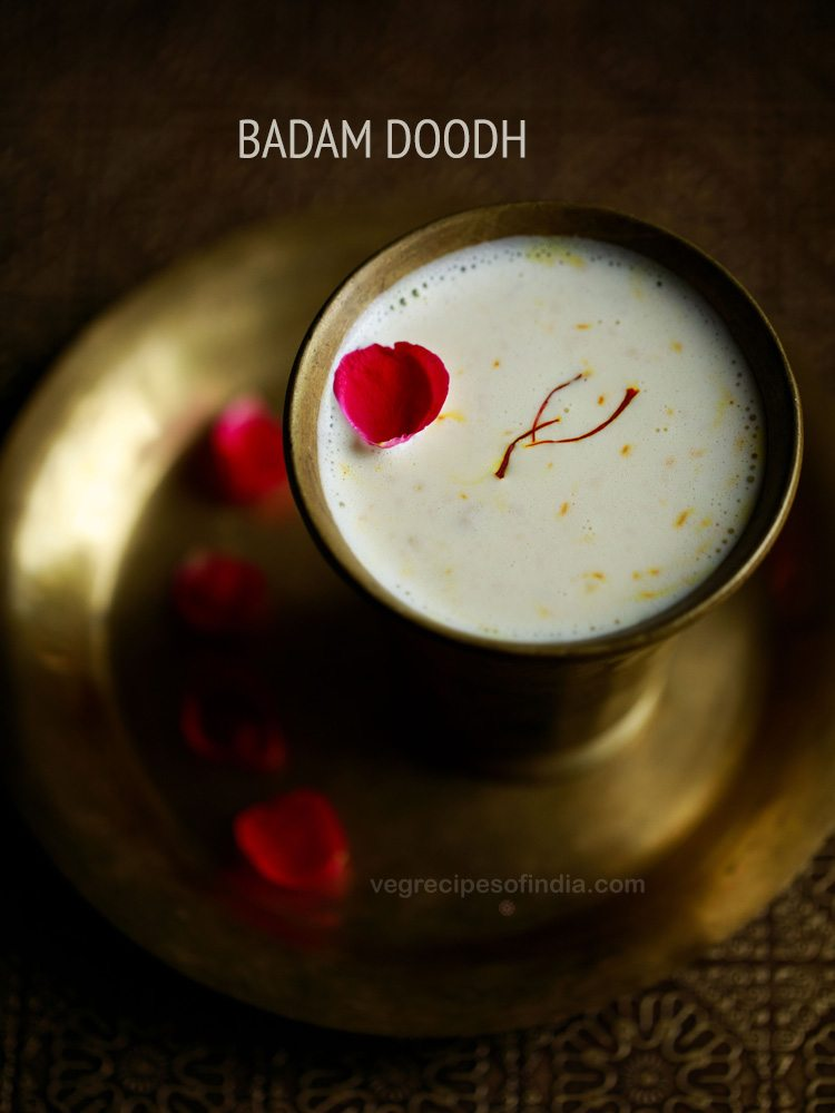 badam doodh recipe
