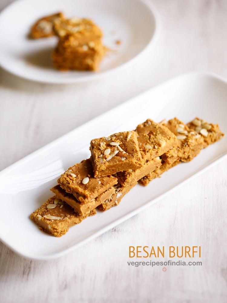 how to make besan flour