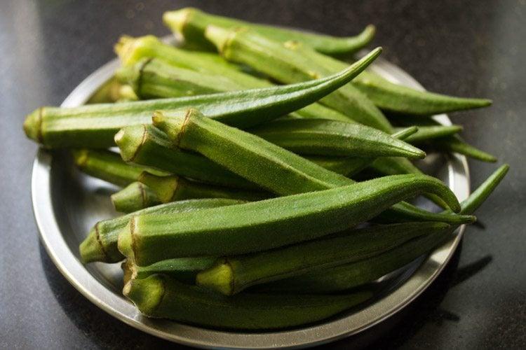 bhindi to make bhindi salan recipe