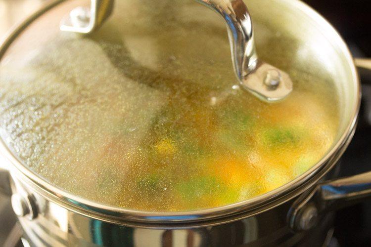 making bhindi salan recipe