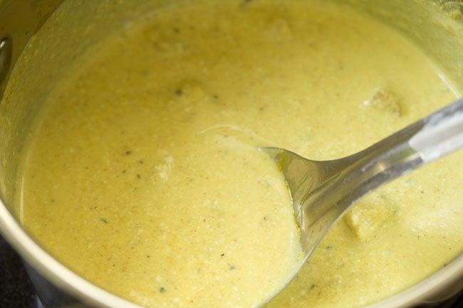 making kerala kalan recipe