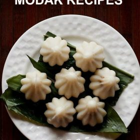 MODAK RECIPES