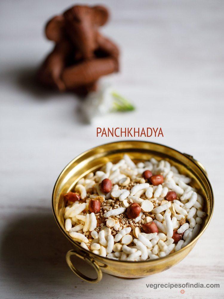 panchkhadya recipe