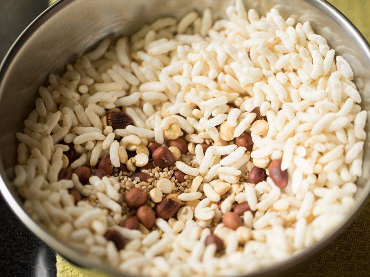 making panchkhadya recipe