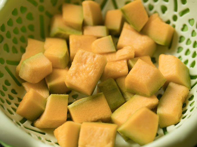 pumpkin to make pumpkin soup recipe