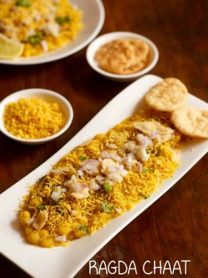 ragda chaat recipe