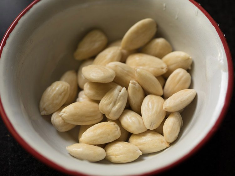 almonds for badam kheer recipe
