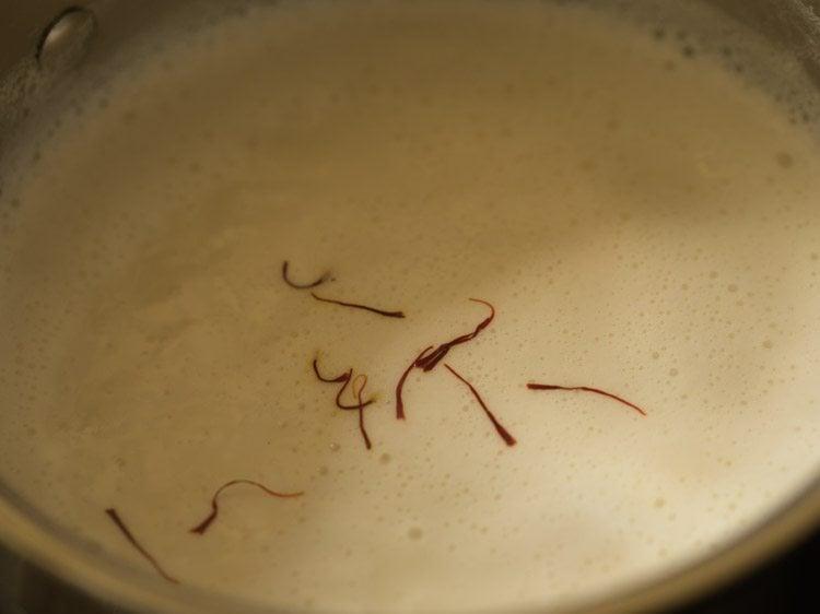 making badam kheer recipe