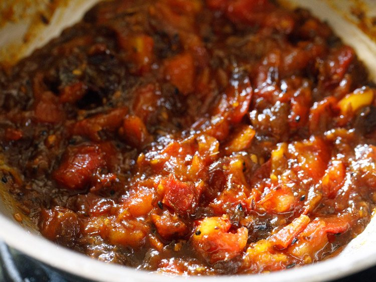 bengali tomato khejur chutney recipe