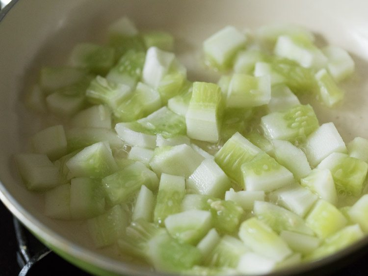 cucumber to make cucumber pachadi recipe