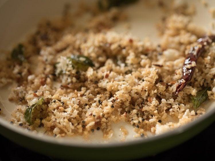 making kootu curry recipe