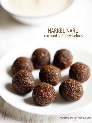 narkel naru recipe