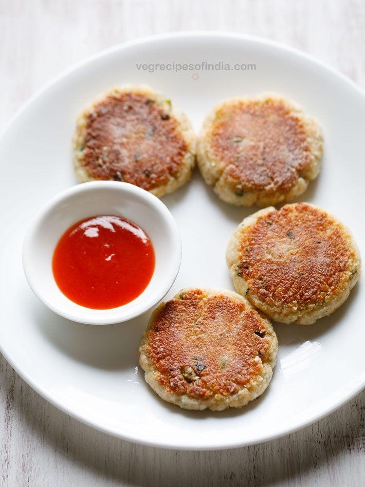 paneer cheese tikki recipe