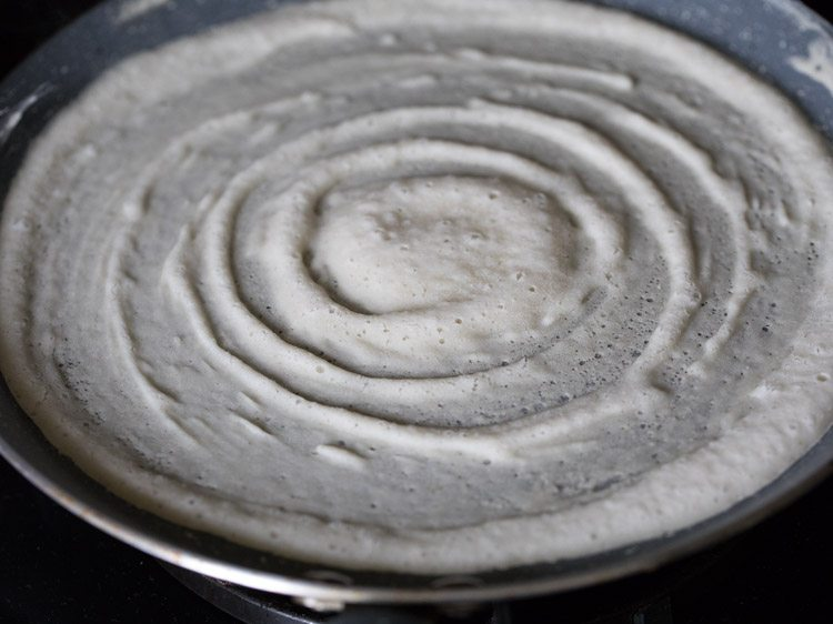 making paper dosa recipe