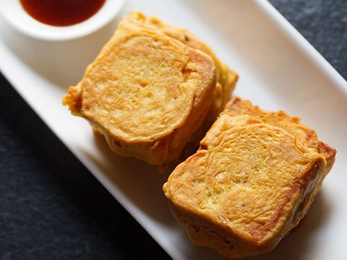 aloo bread pattice recipe