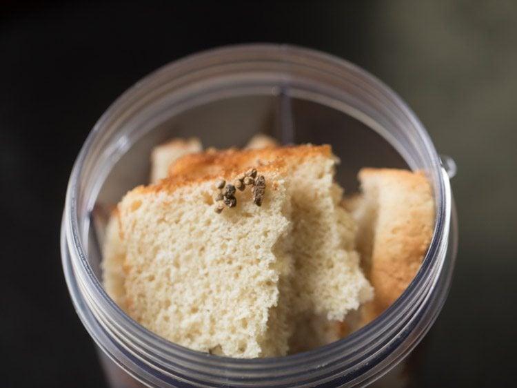 bread to make bread gulab jamun recipe