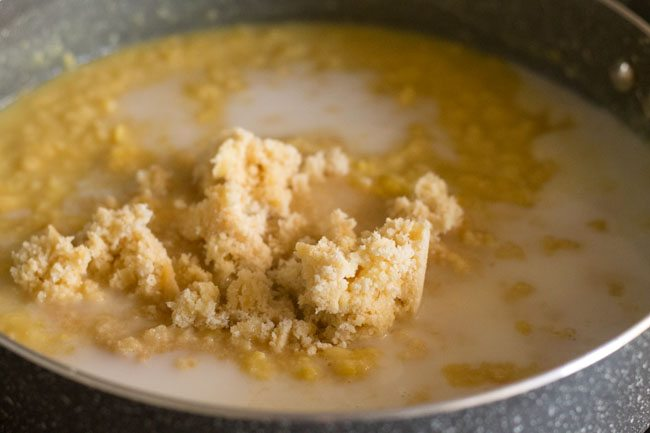 preparing chana dal payasam recipe