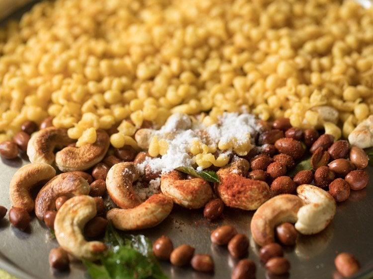 making kara boondi recipe