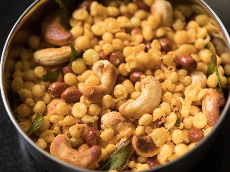kara boondi recipe