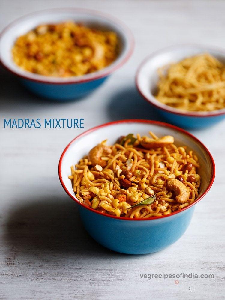madras mixture recipe