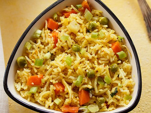 Masala fried rice recipe how to make veg masala fried rice recipe veg masala fried rice recipe ccuart Choice Image
