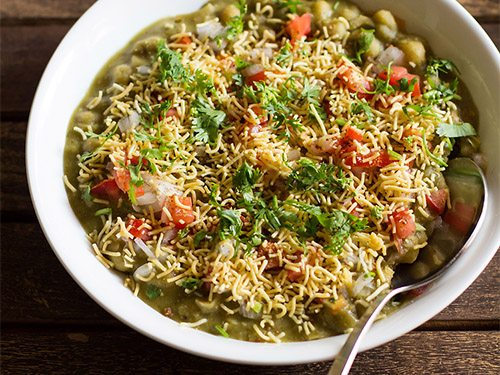 bangalore masala puri chaat recipe