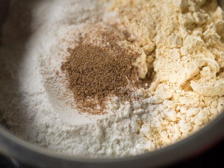 making mixture recipe