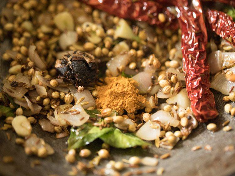 making paneer gassi recipe