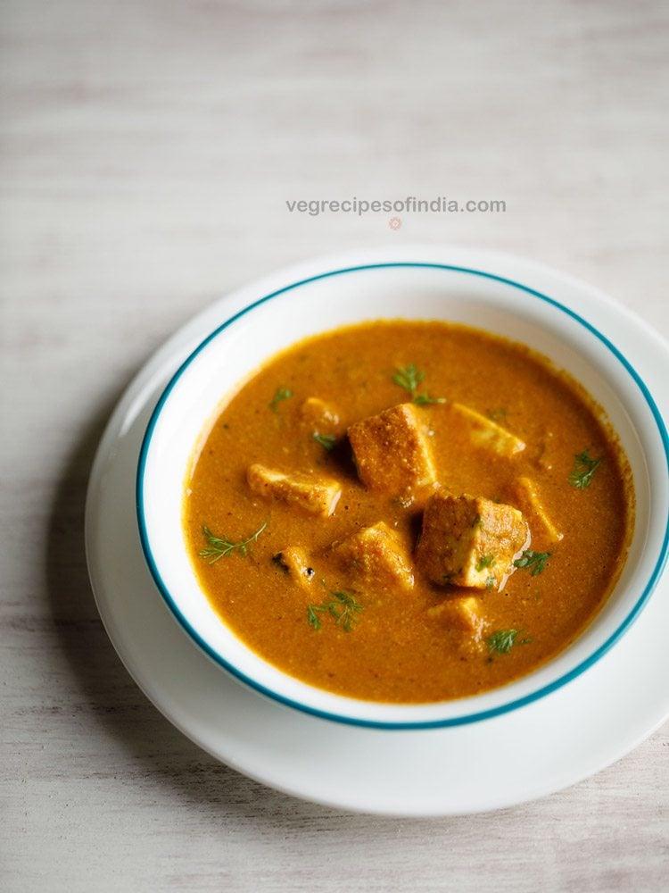 paneer ghashi recipe