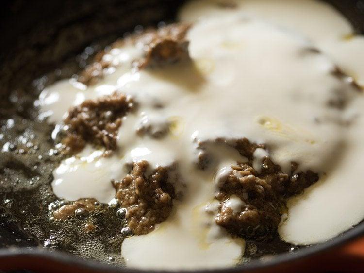 making paneer kalimirch recipe