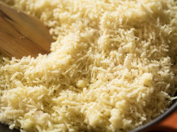 making peda recipe with khoya