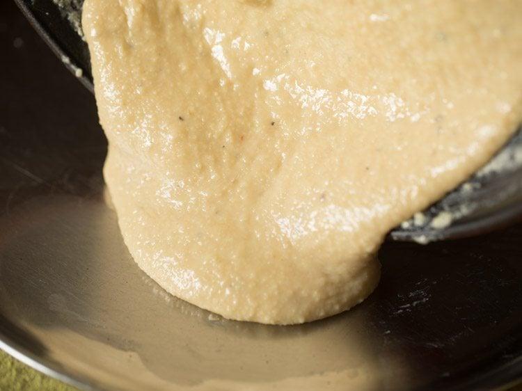 making peda recipe with mawa