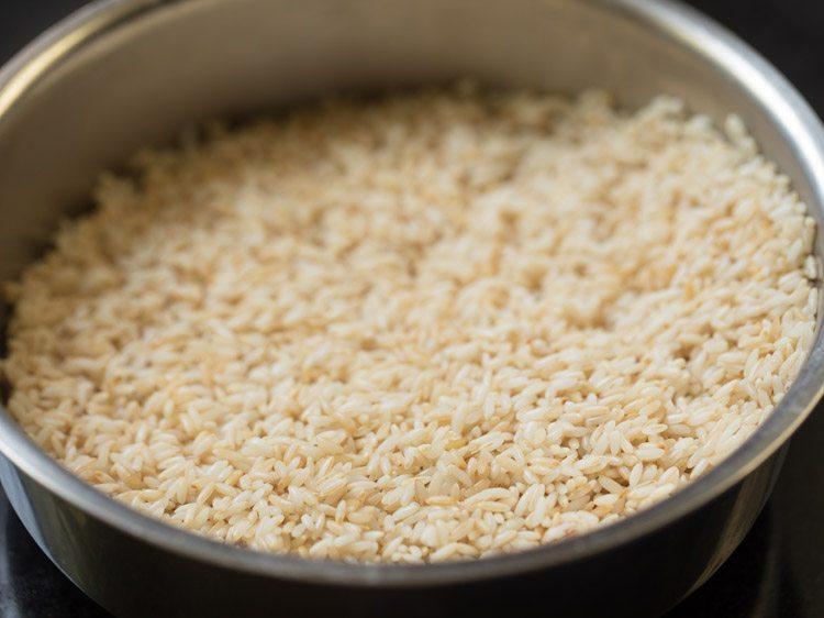 rice to make rice flour