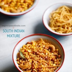 mixture recipe, south indian mixture recipe