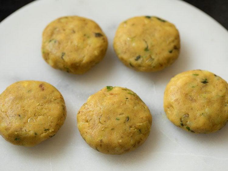 making bengali aloos chop recipe