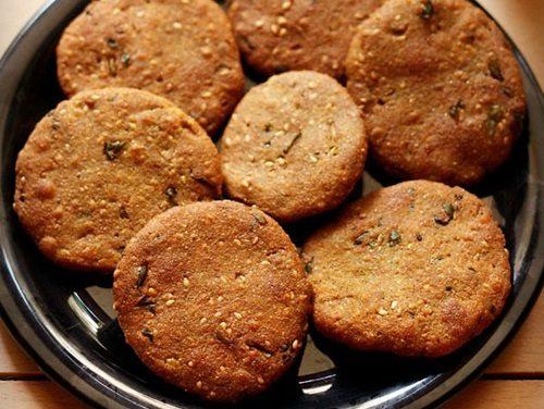 bajra vada recipe