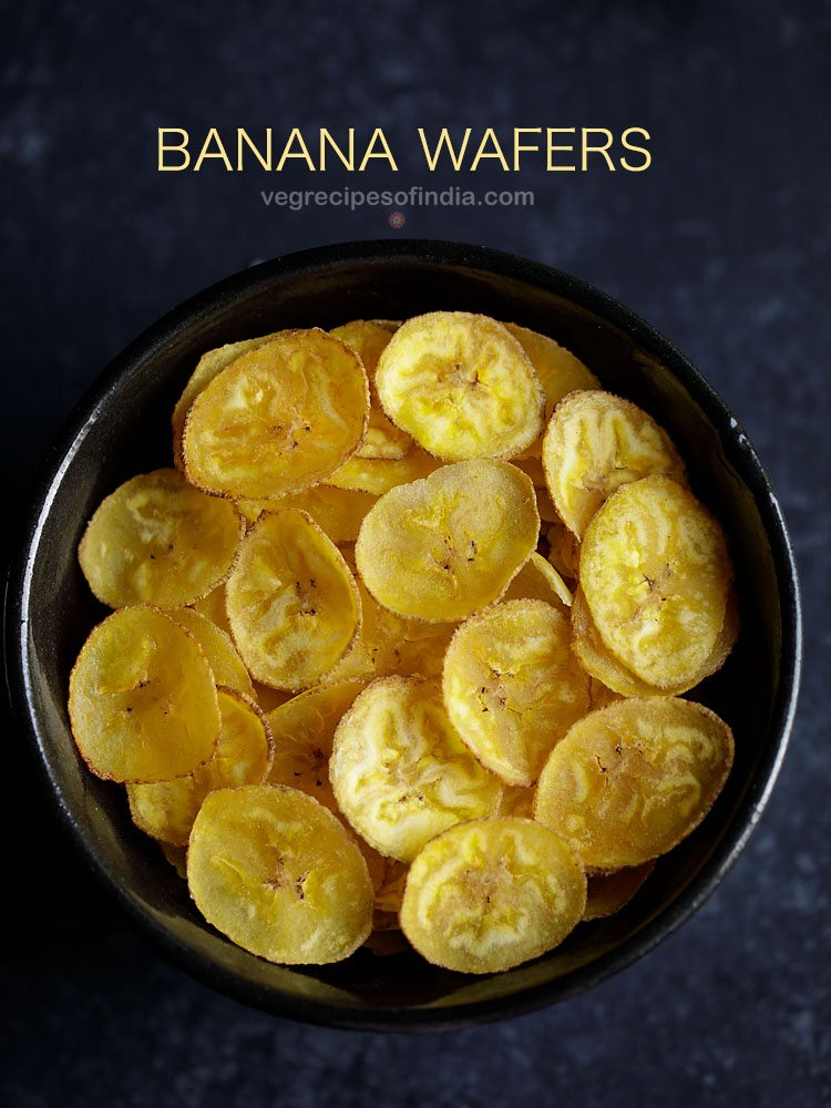 banana wafers recipe