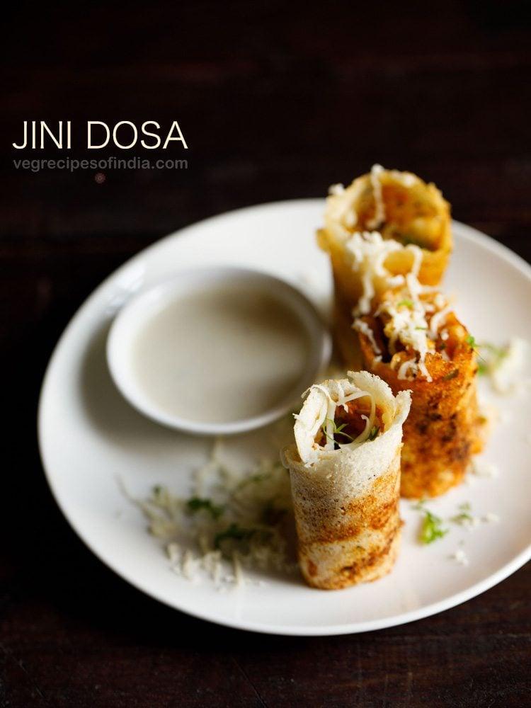 cheese jini dosa
