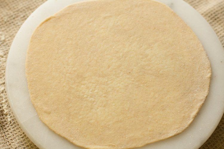 making cheese naan recipe