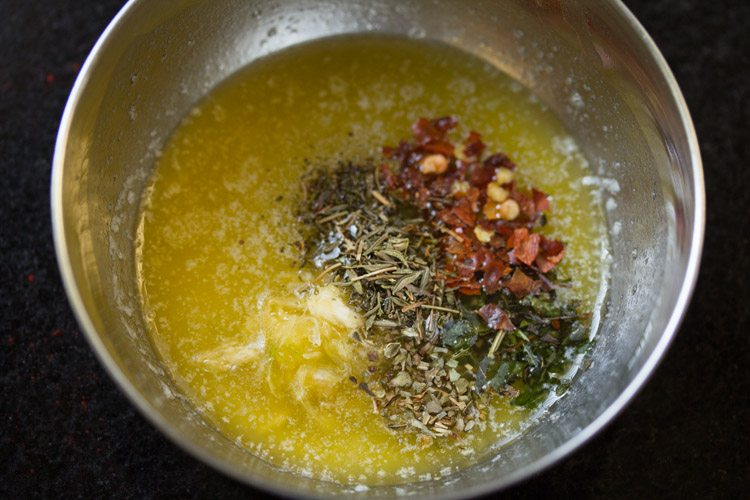 making cheese garlic bread sticks recipe
