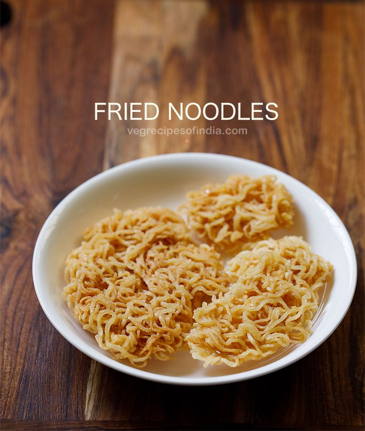how to make fried noodles recipe