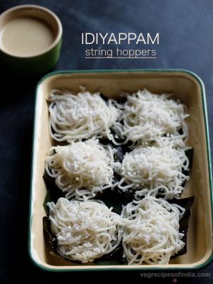 idiyappam recipe, nool puttu recipe