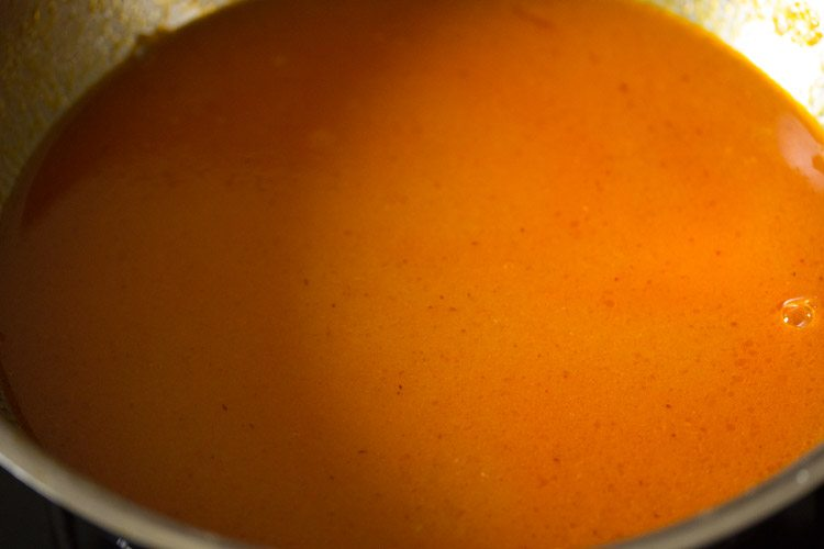 making kamal kakdi kofta gravy recipe
