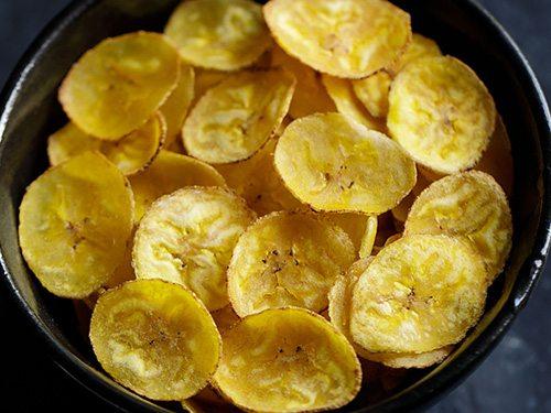 kerala banana chips recipe