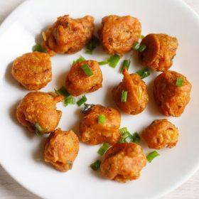 mushroom 65 recipe